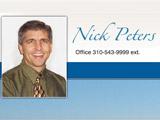Nick Peters Foreclosure Seminar