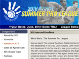 SummerProLeague.com is Live