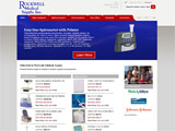 Rockwell Medical Supply has a new site!