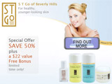 S T Go of Beverly Hills - advanced skin care