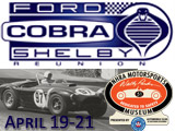 Ford Cobra Shelby Reunion at Pomona