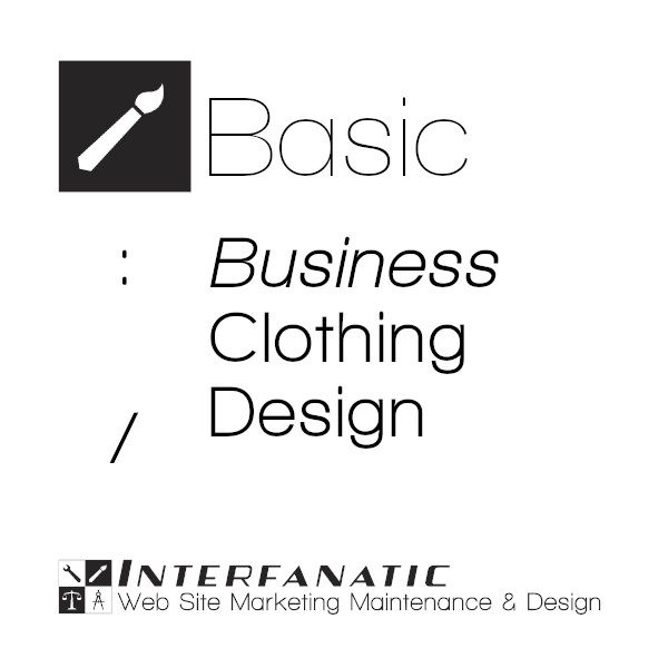 Interfanatic Basic Business Clothing Design