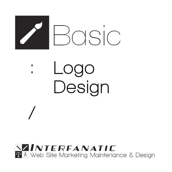 Interfanatic Basic Logo Design
