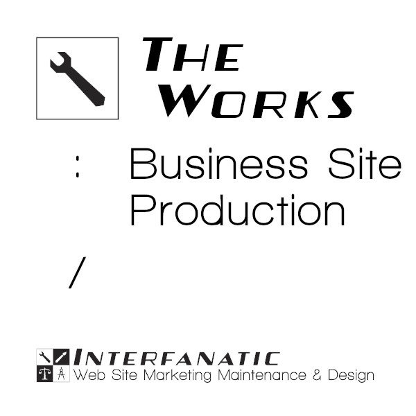 Interfanatic The Works Business Site Production