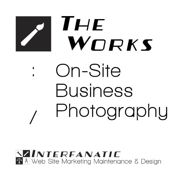 Interfanatic The Works On-Site Business Photography
