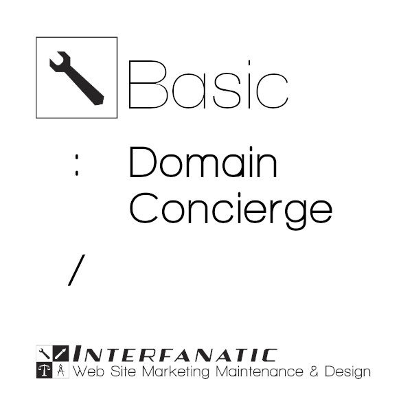Interfanatic Basic Domain Concierge