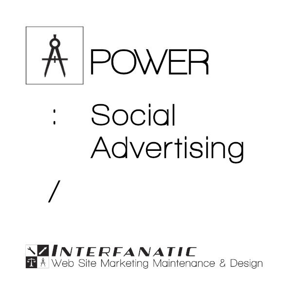 Interfanatic Power Social Advertising