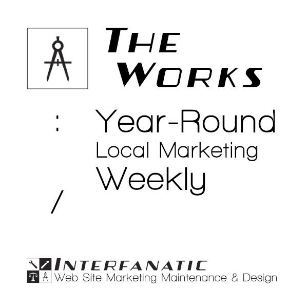 Interfanatic The Works Year-Round Local Marketing with Weekly Reports
