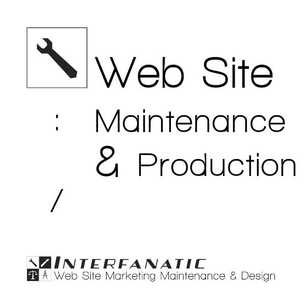 Website Maintenance & Production