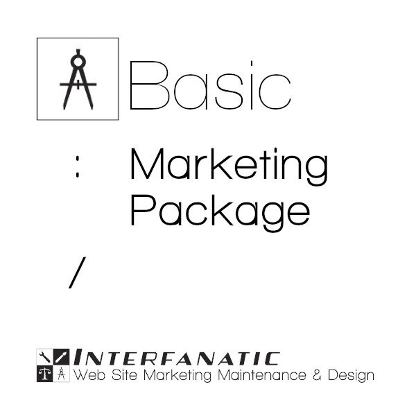 Interfanatic Basic Marketing Package