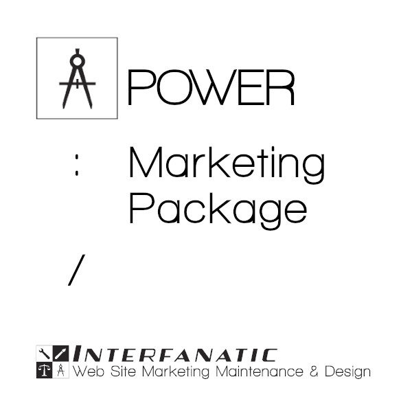Interfanatic Power Marketing Package