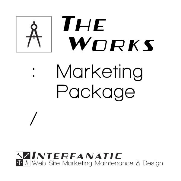 Interfanatic The Works Marketing Package