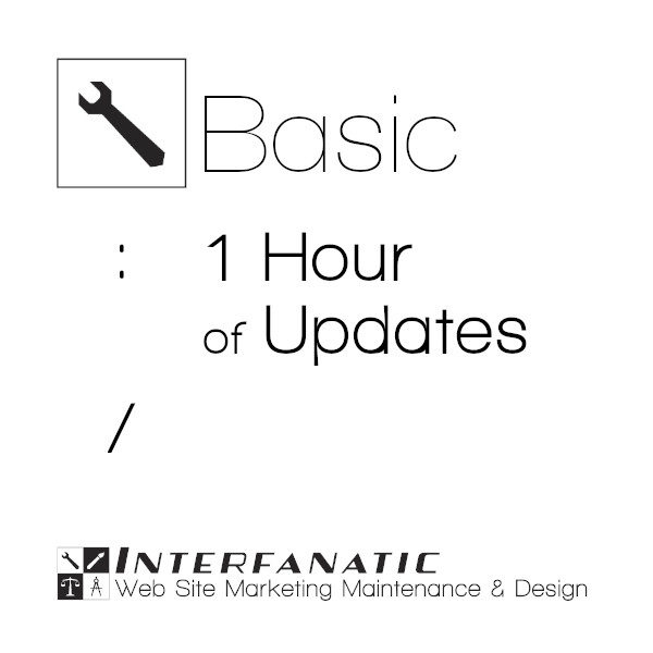 Interfanatic Basic Updates 1 Hour
