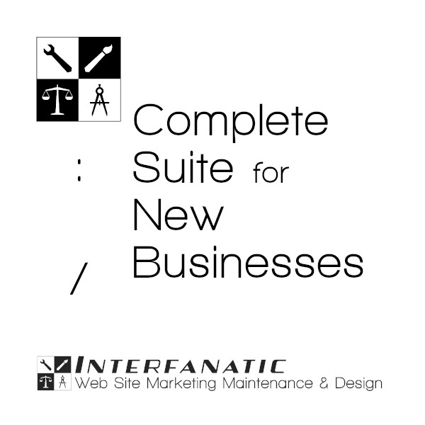 Interfanatic Complete Suite Packages for New Businesses