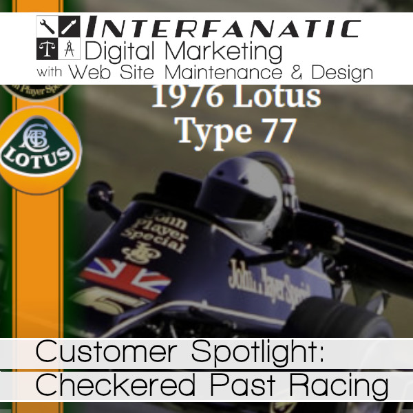 Checkered Past Racing - Interfanatic Customer Spotlight