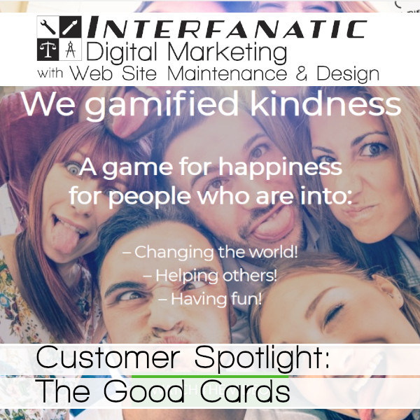 Better World International and The Good Cards - Presence: Interfanatic Customer Spotlight