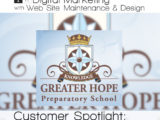Greater Hope Foundation for Children - Interfanatic Customer Spotlight
