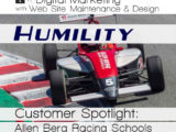 Allen Berg Racing Schools - Interfanatic Customer Spotlight: Humility