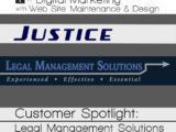 Justice: Legal Management Solutions - Customer Spotlight