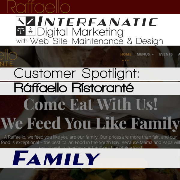 Ristorante Raffaello - Customer Spotlight: Family