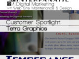 Tetra-Graphics - Customer Spotlight: Temperance