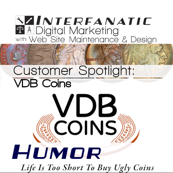 VDB Coins - Interfanatic Customer Spotlight: Humor