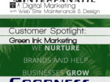Green Ink Marketing - for our Customer Spotlight on Goodness, an Interfanatic Quality
