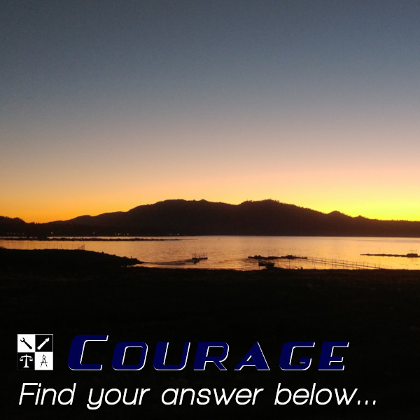 Courage, an Interfanatic Quality. Interfanatic Digital Marketing founder Ryan Delane takes or creates every image you see in our social feed.