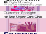 The 1st Stop Urgent Care Clinics, for our Customer Spotlight on Diligence, an Interfanatic Quality