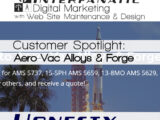 Aero-Vac Alloys & Forge, for our Customer Spotlight on Honesty, an Interfanatic Quality