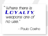 Carroll Smith, for our Customer Spotlight on Loyalty, an Interfanatic Quality